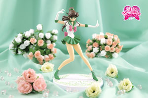 japanese sailor moon sailor jupiter girls memories figure