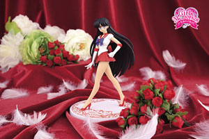japanese sailor moon girls memories sailor mars figure