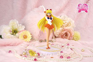 japanese sailor moon sailor venus girls memories figures