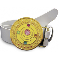 sailor moon gold belt