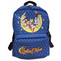 sailor soldiers starry back pack