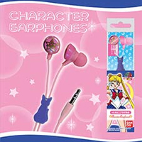 sailor moon earphones