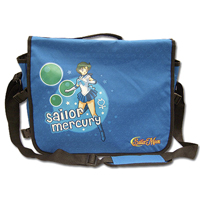 blue sailor mercury messenger bag