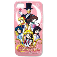 sailor moon pink iphone 4S case