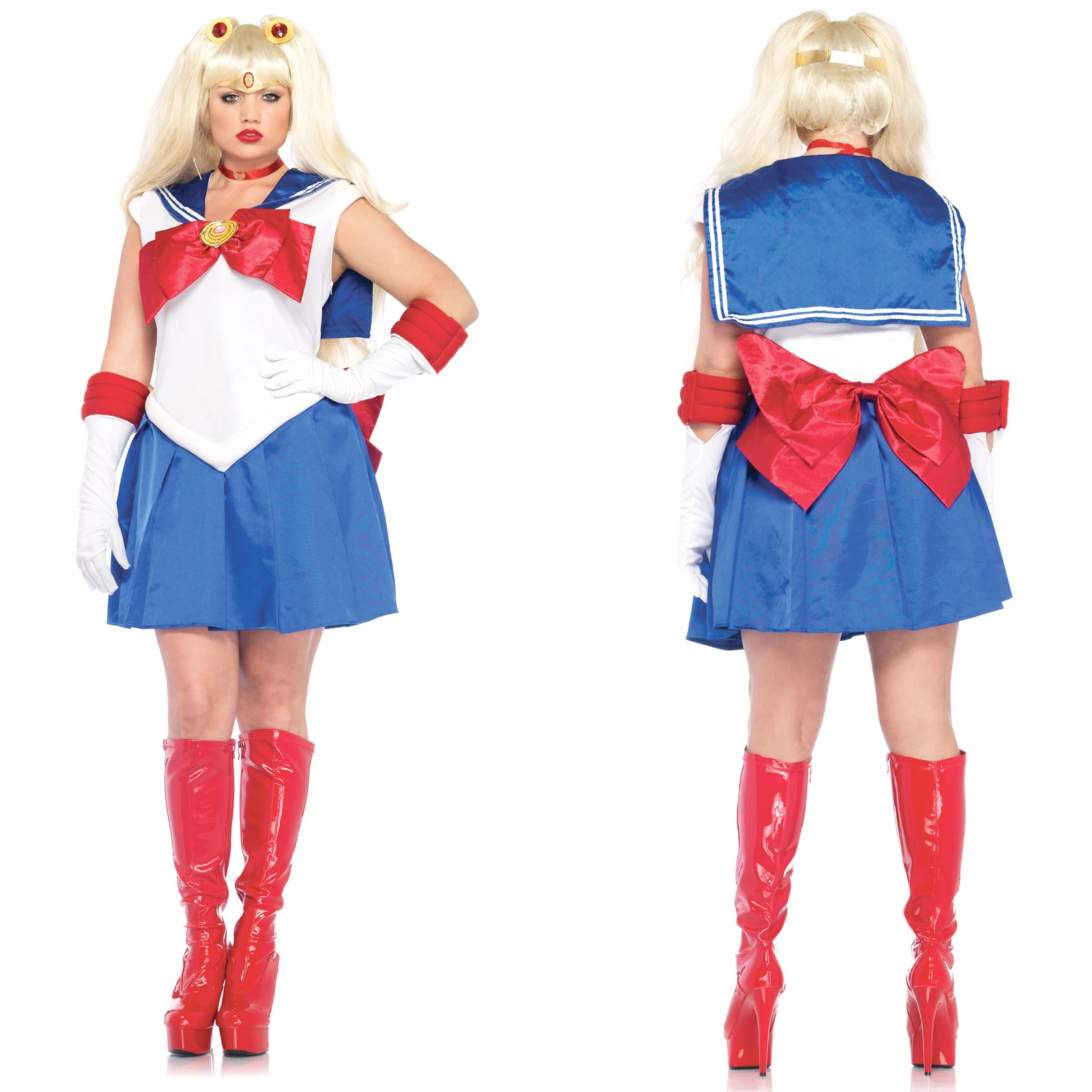 sailor moon plus size costume