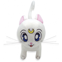 sailor moon artemis plushie stuffed toy