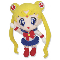 official sailor moon plushie from ge animation