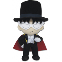 official tuxedo mask plushie from ge animation