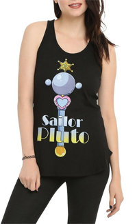 official sailor moon sailor pluto tank top!