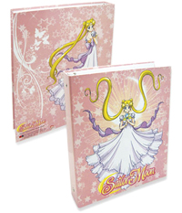 sailor moon princess serenity binder