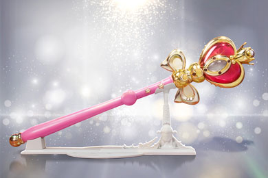 sailor moon tamashii nations spiral moon heart rod proplica