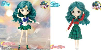 sailor neptune pullip doll