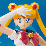 bandai tamashii nations sailor moon s.h. figuarts model / figure