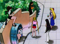 sailor moon real world locations in tokyo japan