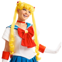 sailor moon official wig