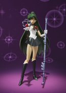 bandai tamashii nations sailor pluto figuarts figure / model