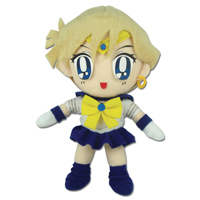 official sailor uranus plushie from ge animation