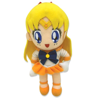 official sailor venus plushie from ge animation