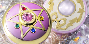 tamashii nations proplica crystal star compact / brooch