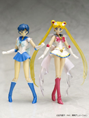 bandai tamashii nations super sailor mercury figuarts figure / model