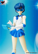 bandai tamashii nations sailor mercury figuart figure / model