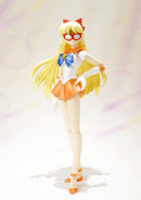 bandai tamashii nations sailor venus figuart figure / model