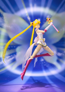 bandai tamashii nations super sailor moon figuarts figure / model