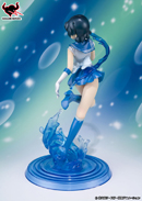 bandai tamashii nations sailor mercury figuart zero figure / model
