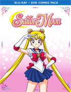 viz media's sailor moon season one part 1 blu-ray and dvd set