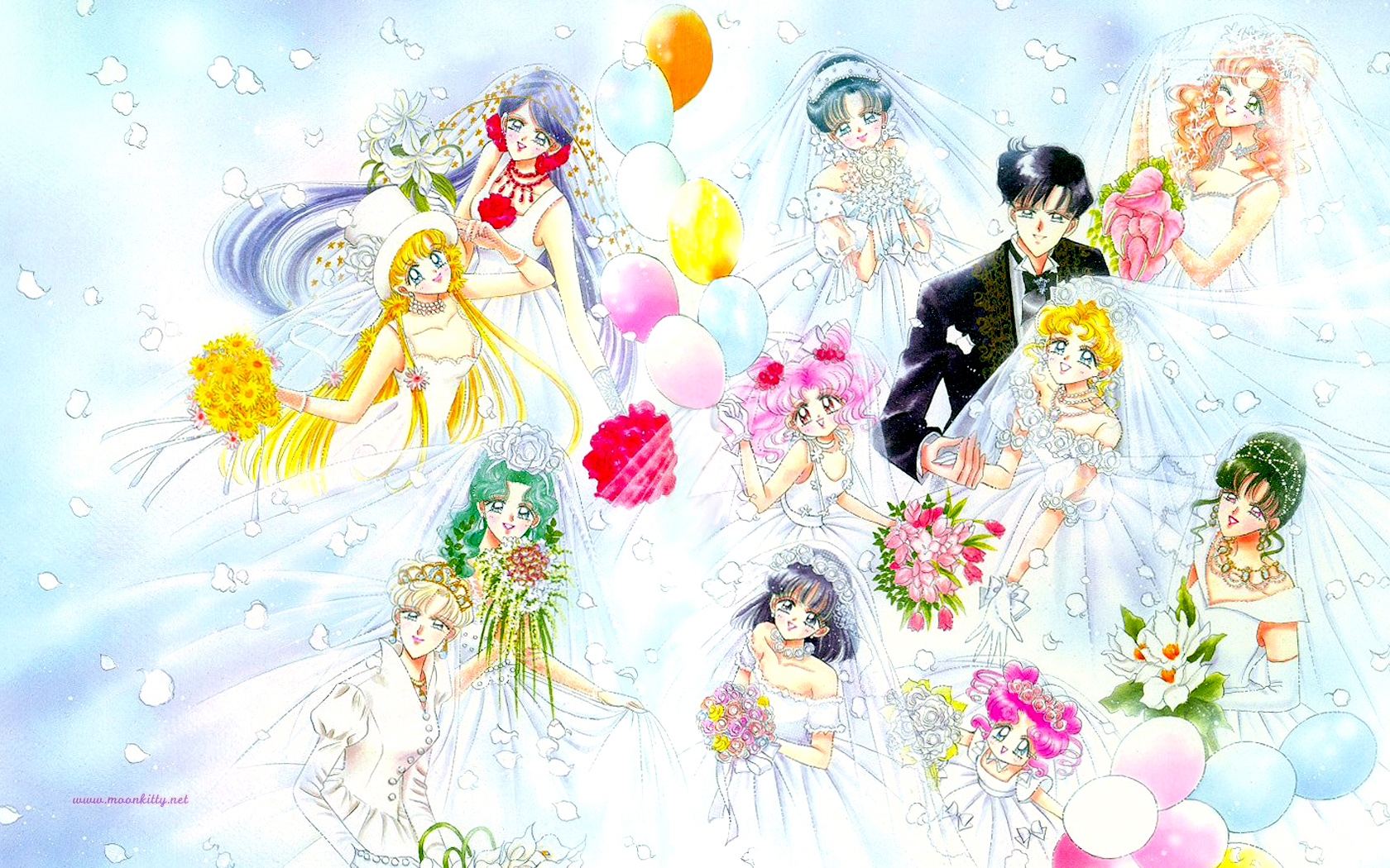 wallpapers sailor moon: