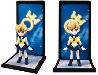 bandai tamashii buddies sailor uranus figure / model