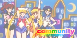 connect with myself and other sailor moon fans on social media