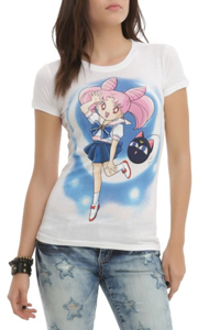 new rini and luna p t-shirt from hottopic
