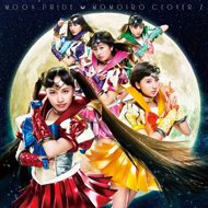 sailor moon crystal's moon pride single from momoiro clover z