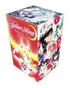 sailor moon manga box set volumes 7 to 12
