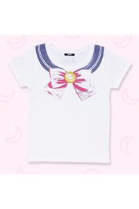 new japanese sailor moon mens bow t-shirt