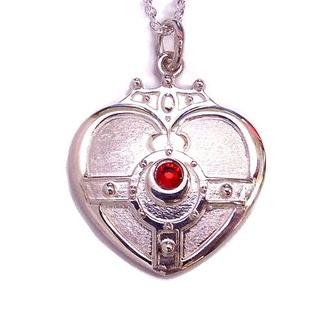 premium bandai sailor moon s cosmic heart (silver)