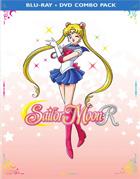 viz media's sailor moon season two part 1 blu-ray and dvd set
