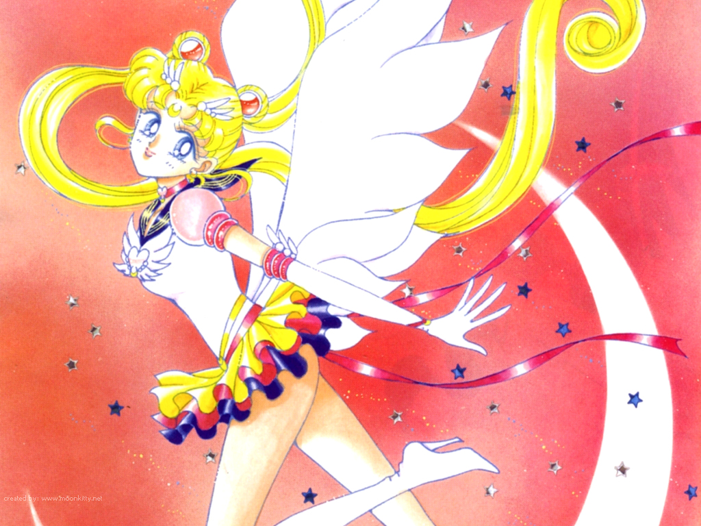 Moonkitty Net Sailor Moon Wallpapers Page 1